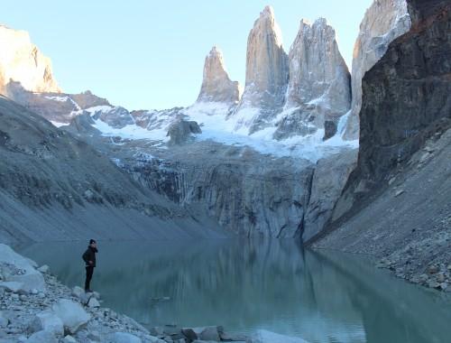 Las Torres, Parque Nacional Torres del Paine