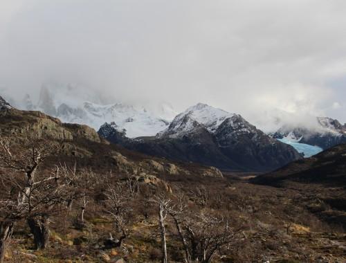 Parque Nacional Los Glaciares (zone nord)