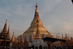 Paya Shwedagon, Yangon